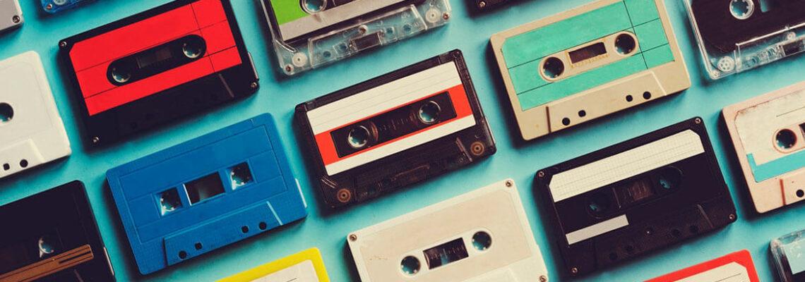 Playliste fra 80'erne