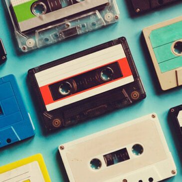 PartyBookings playliste fra 80'erne