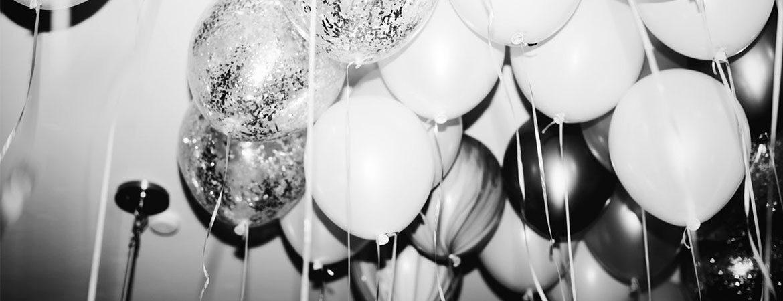 balloner i loftet