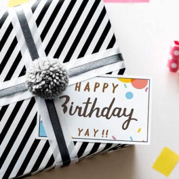 PartyBookings fødselsdag playliste